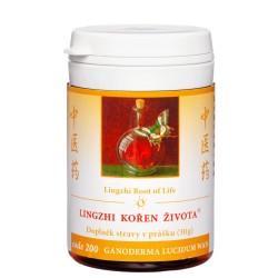 200 LINGZHI KOŘEN ŽIVOTA®