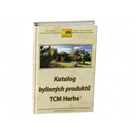 Katalog bylinných produktů TCM Herbs