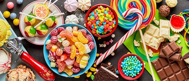 Chuť na sladké - TCM