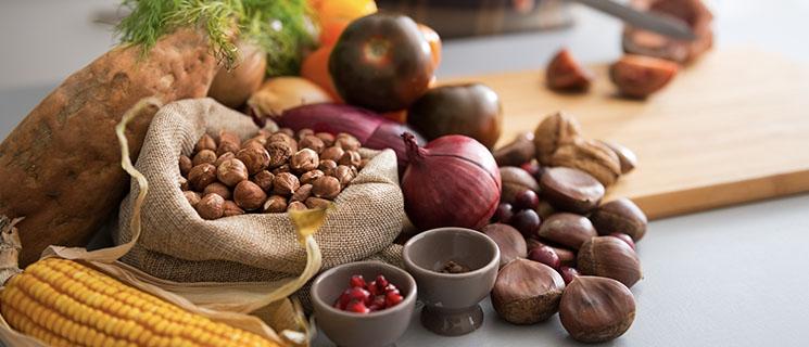 Pravidla zdravého stravování TCM